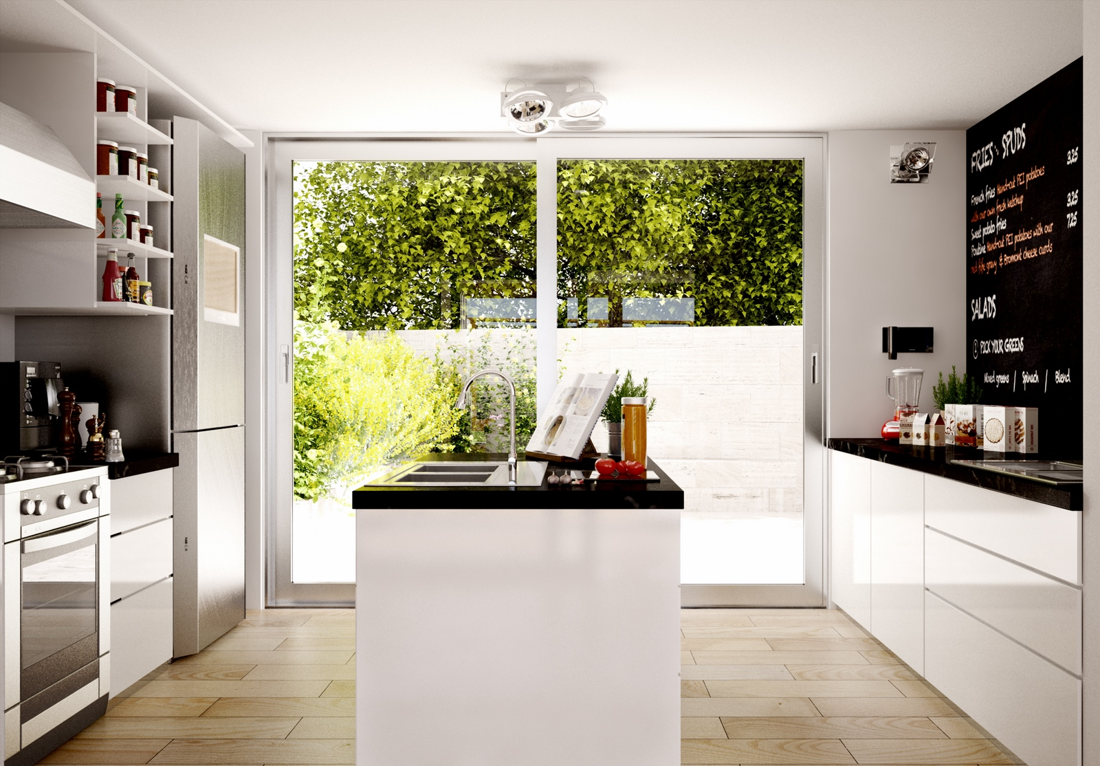Modles de patios interesting with modles de patios for Modelos de patios para casas